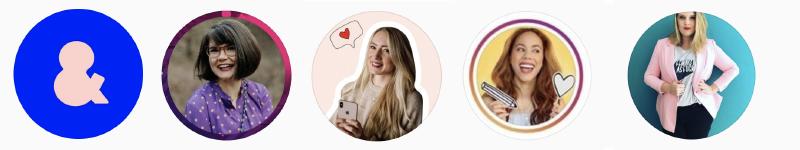 Instagram Profilbild Beispiel